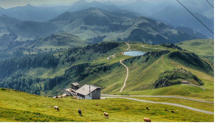 Offrez des vacances à la montagne dans une perle des Alpes