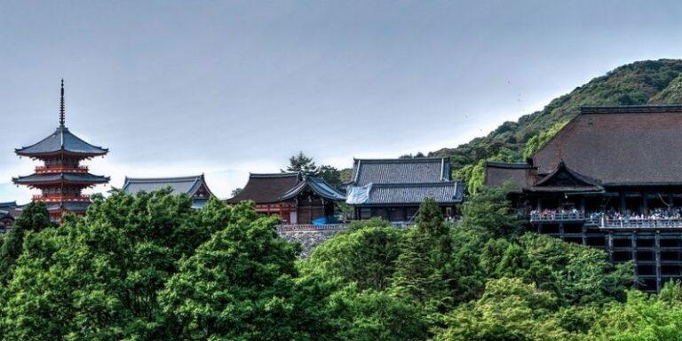 Organiser un voyage à Kyoto l'ancienne capitale impériale du Japon