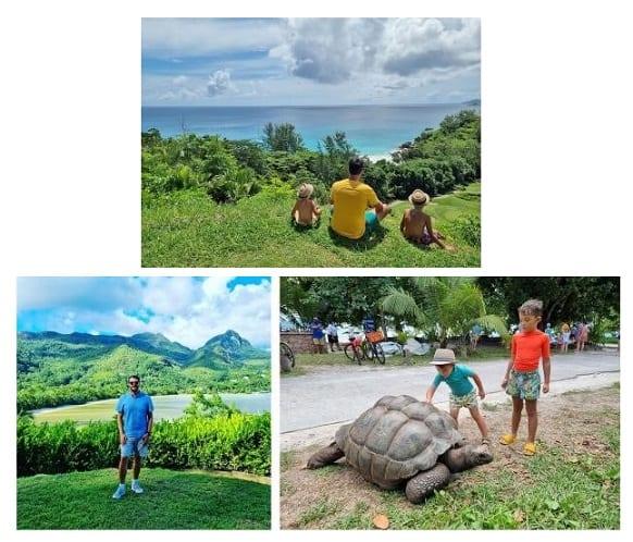Un influenceur roumain du voyage fait l'expérience des Seychelles pendant la pandémie
