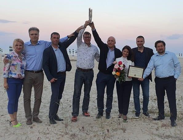 Fraport Twin Star reçoit le prix de l'employeur innovant