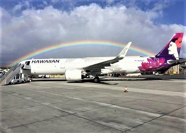 Hawaiian Airlines ramène des vols vers Tahiti