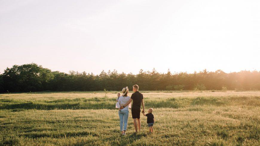 Façons d'être plus durable en famille