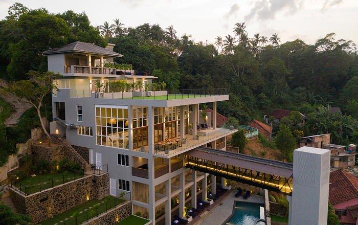 Le marché des voyages de luxe en Asie mise sur la location de villas