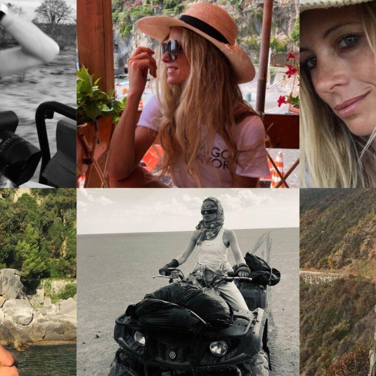 10 choses mannequin, écrivain et photographe, Laura Bailey, ne voyage jamais sans
