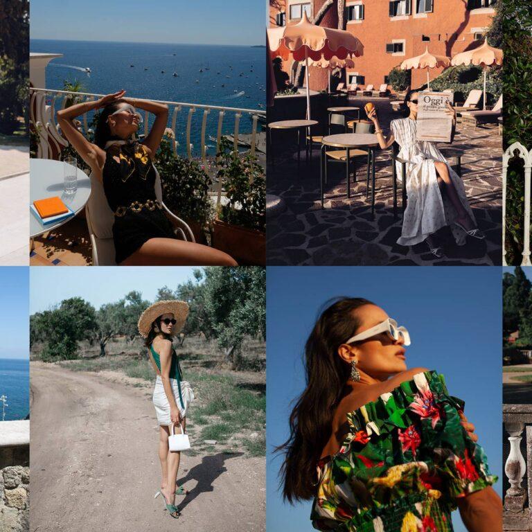 10 choses sans lesquelles Anna Vitiello, consultante visuelle et rédactrice de mode, ne voyage jamais