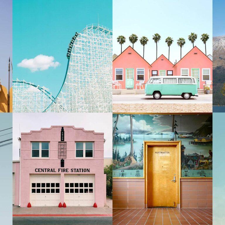 10 des endroits les plus cool de «Accidentally Wes Anderson»