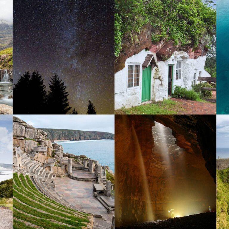 10 voyages alternatifs à faire au Royaume-Uni