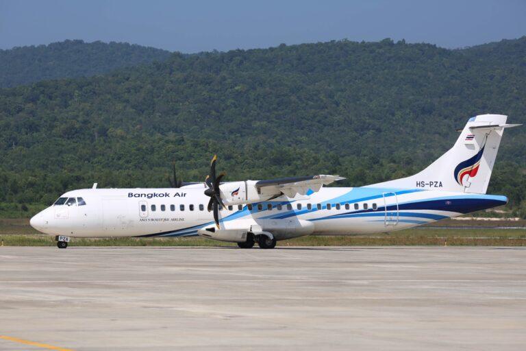 Vols toujours en service sur Bangkok Airways