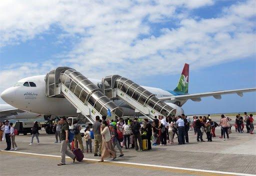 Seychelles Tourism est en bonne voie pour atteindre les objectifs d'arrivée en 2021