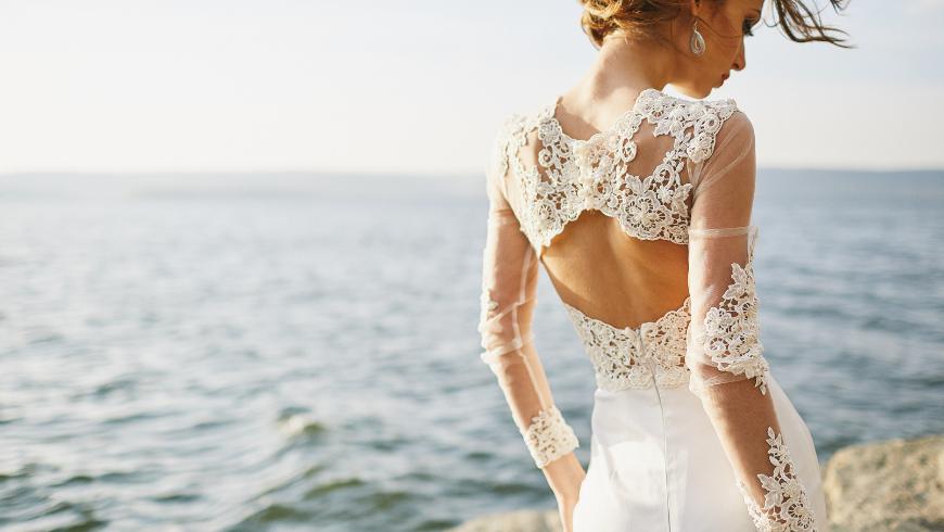 Des vêtements de mariage écologiques