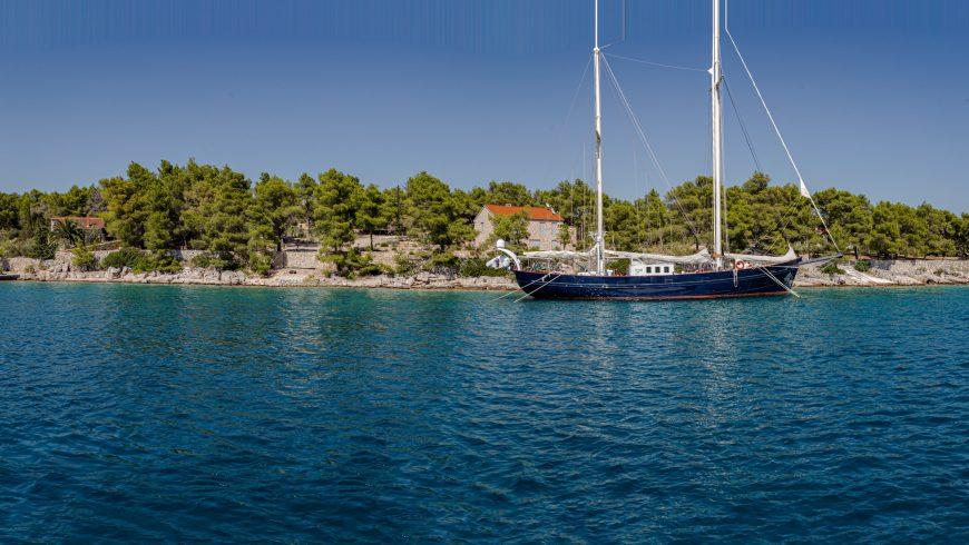 Solta, Croatie