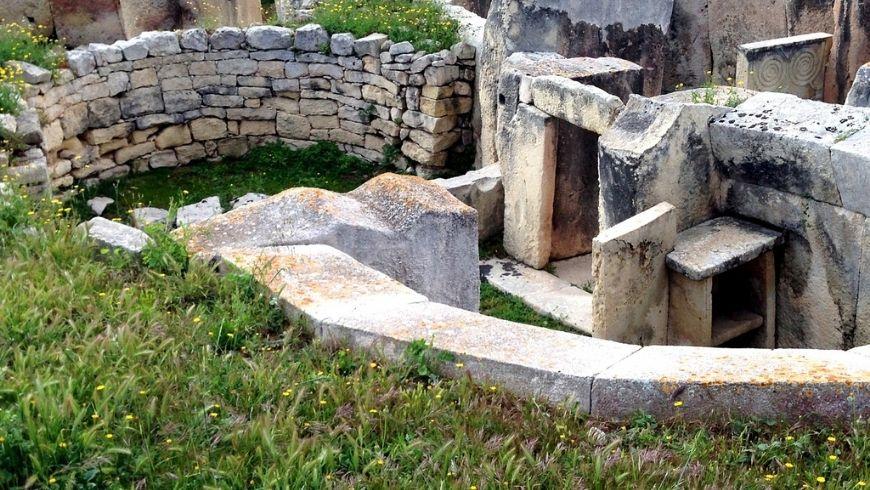 Temples de Ggantija à Gozo