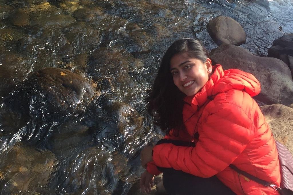 Aayusha Prasain, PDG du Community Homestay Network (CHN), une entreprise sociale népalaise basée à Katmandou