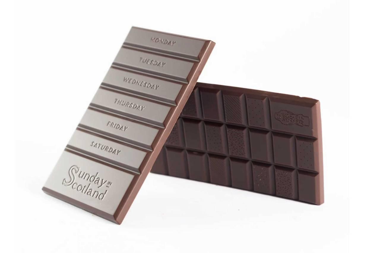2. Chocolat noir