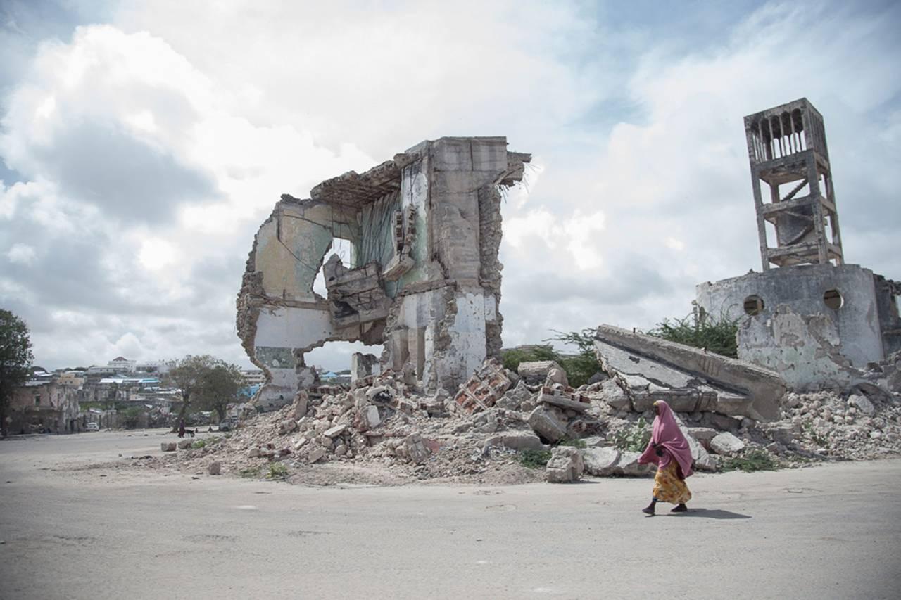 24 heures à Mogadiscio