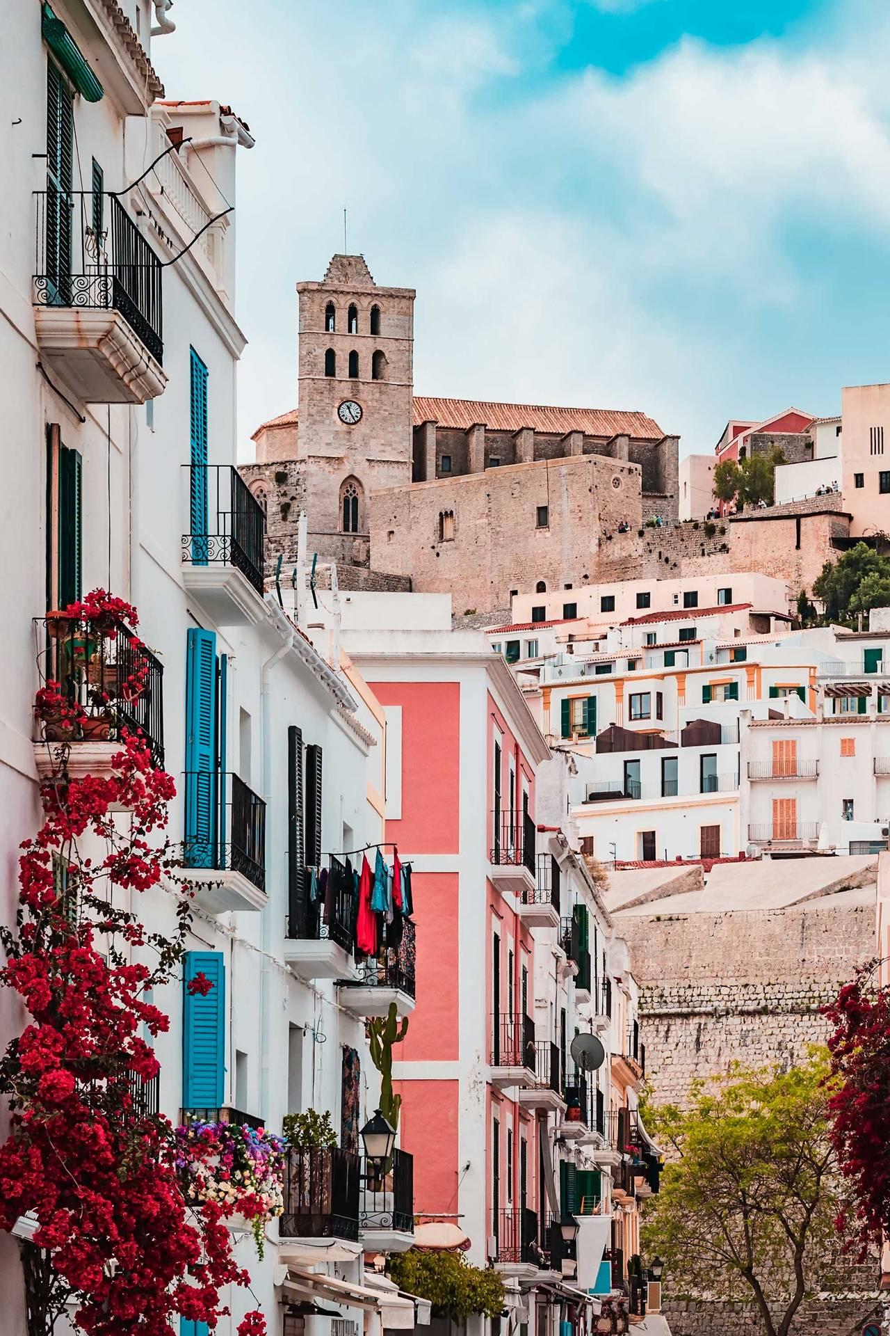 1. Ibiza, Îles Baléares