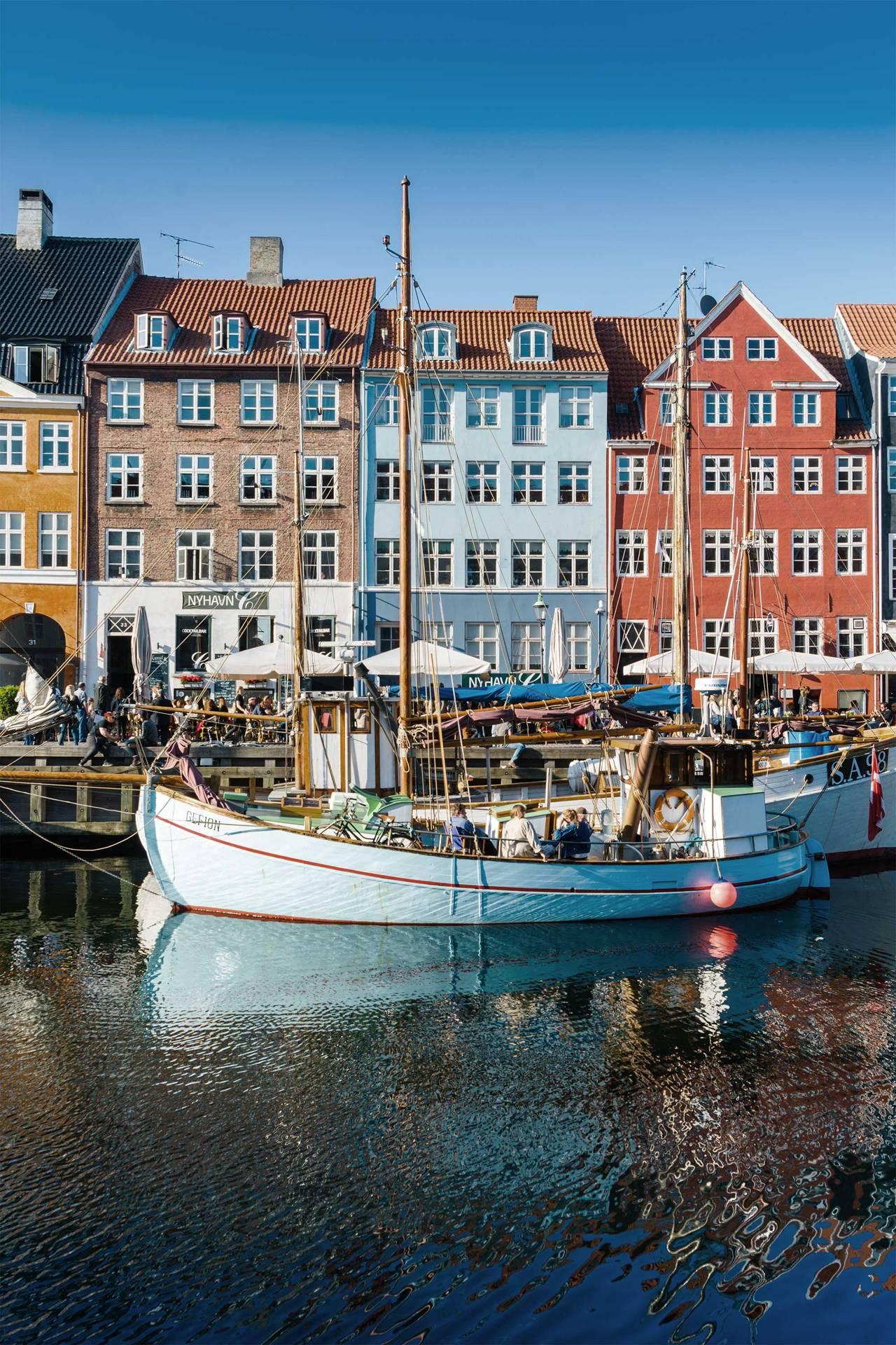 4. Copenhague, Danemark