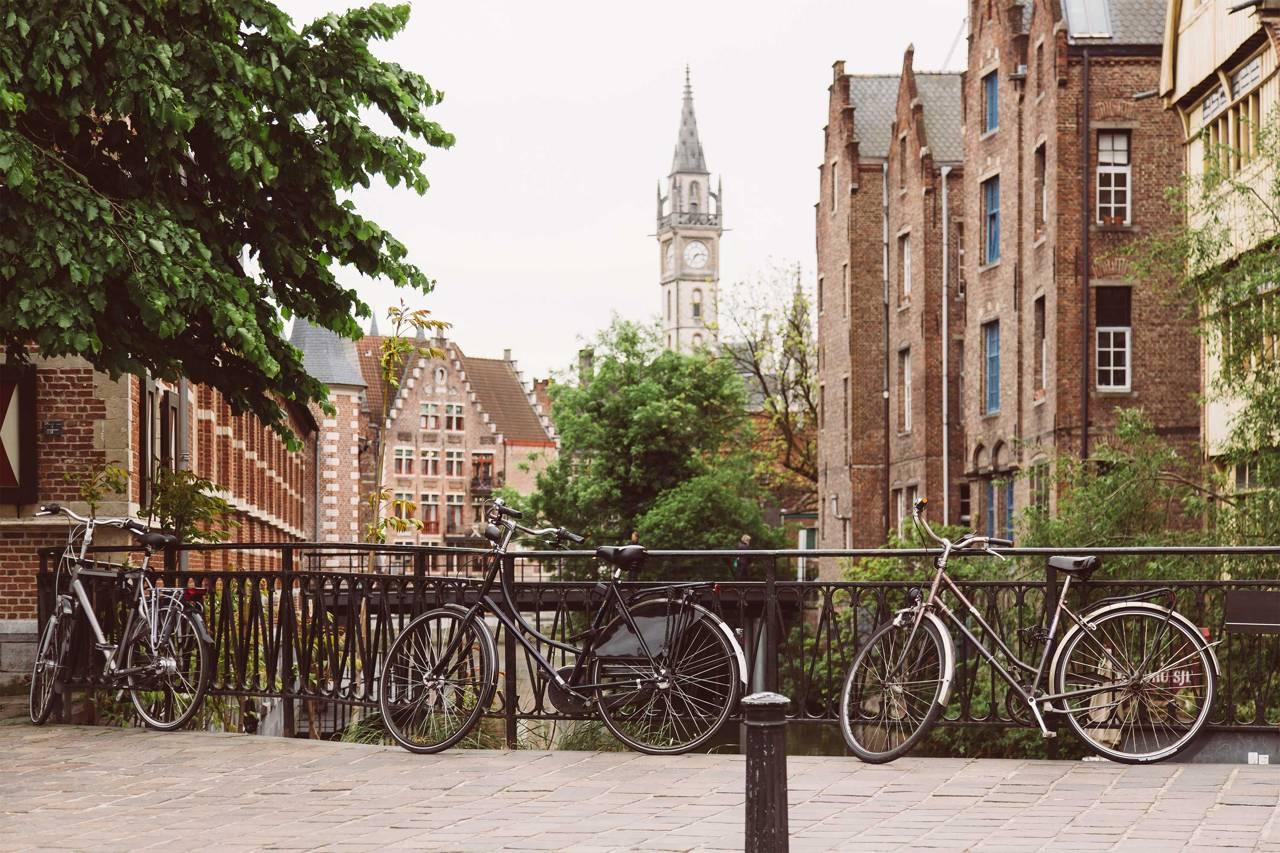 6. Gand, Belgique