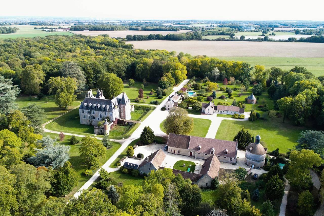Beaulieu-sur-Loire, France