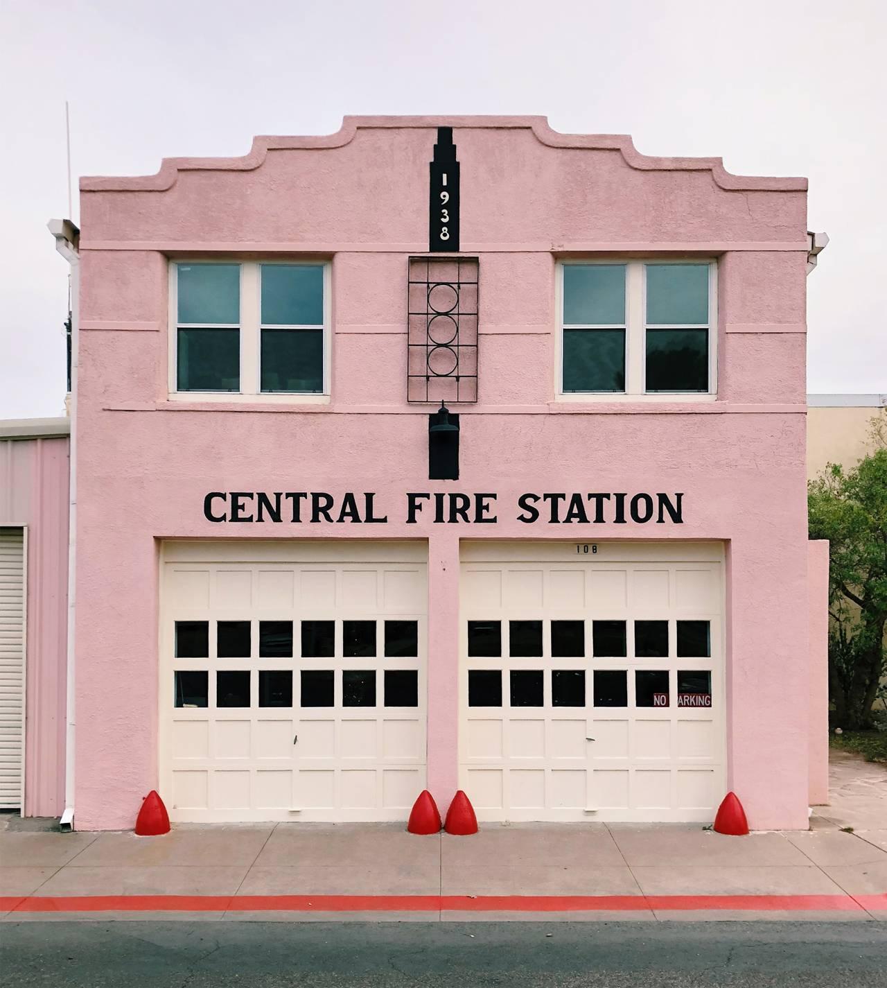 Caserne de pompiers centrale