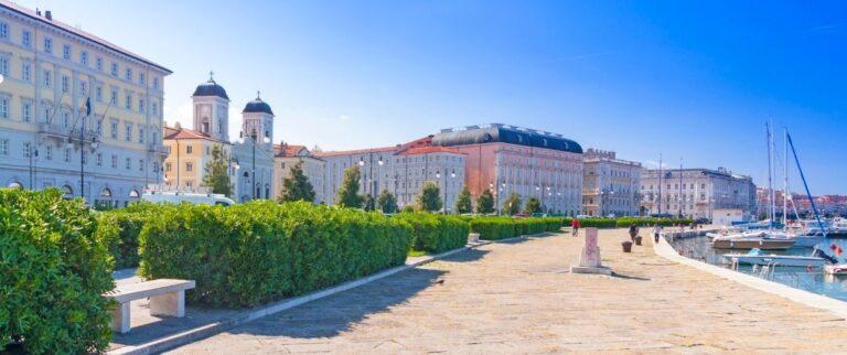 Trieste : 10 choses à faire pour un week-end vert