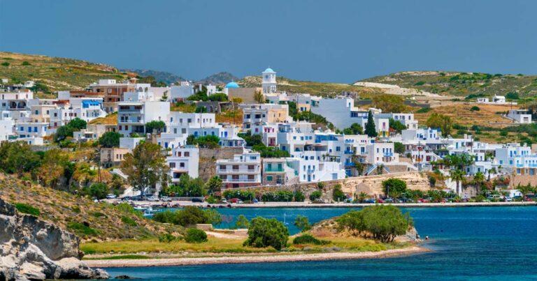 GUIDE COMPLET : Où loger à Milos