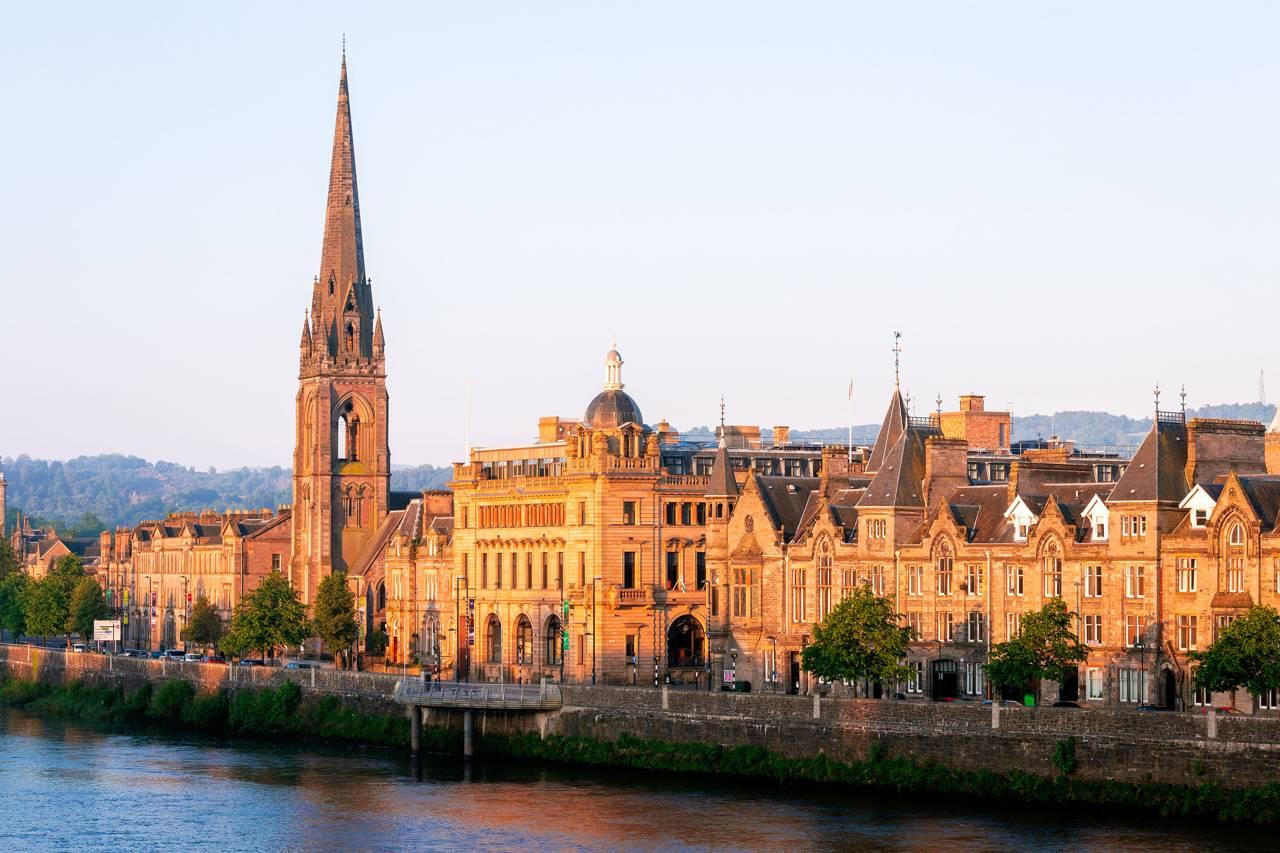 3. Perth, Écosse