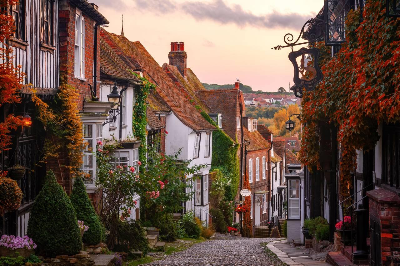 5. Rye, Sussex de l'Est