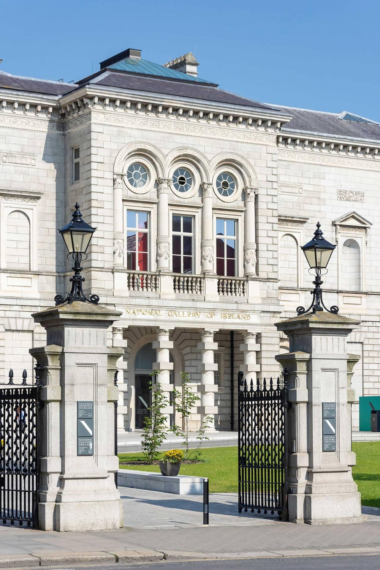 Galerie nationale d'Irlande, Dublin