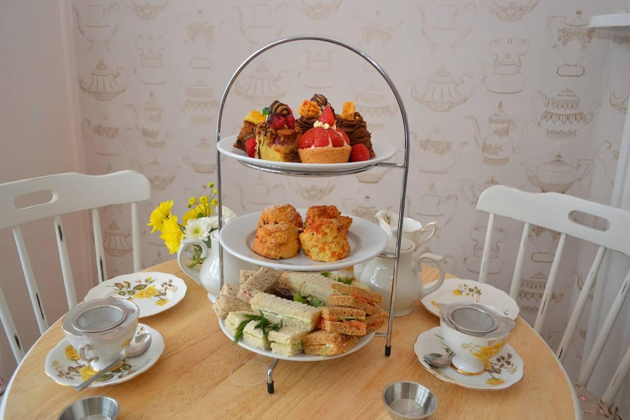 Salon de thé Tealicious