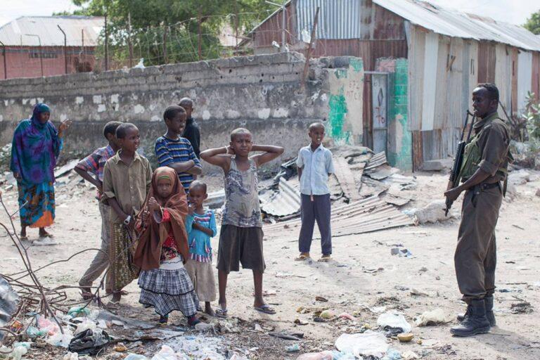 24 heures à Mogadiscio, capitale de la Somalie