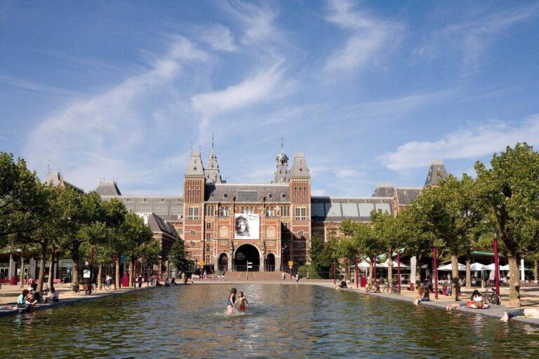 24 heures à Amsterdam aux Pays-Bas