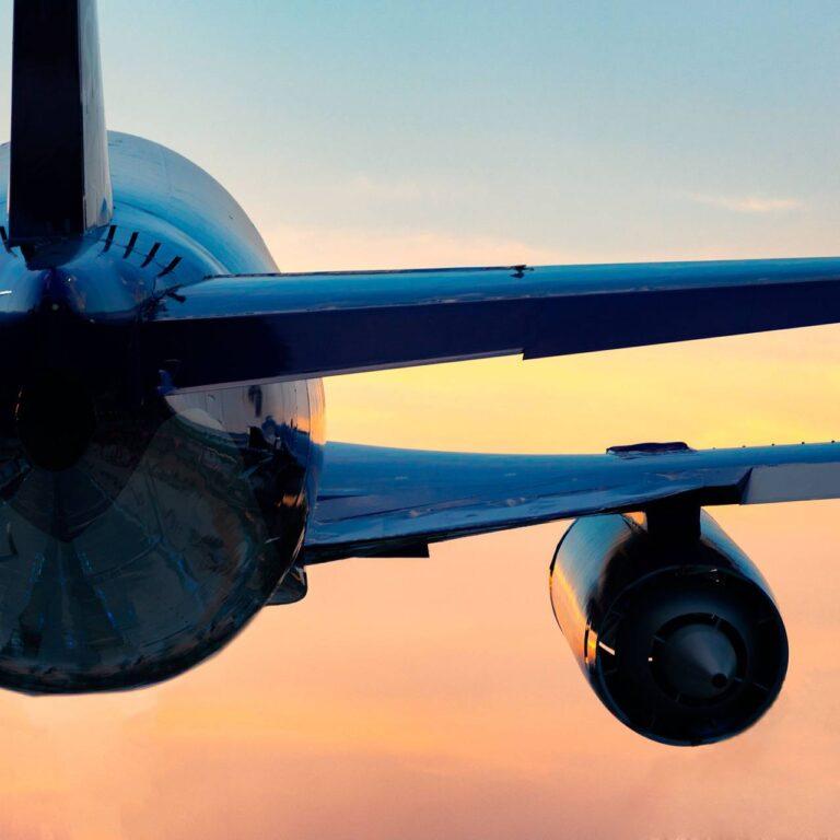 6 façons d'éviter les virus dans un avion