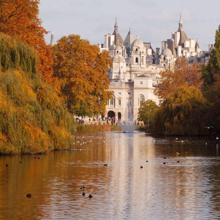 7 activités automnales à faire à Londres