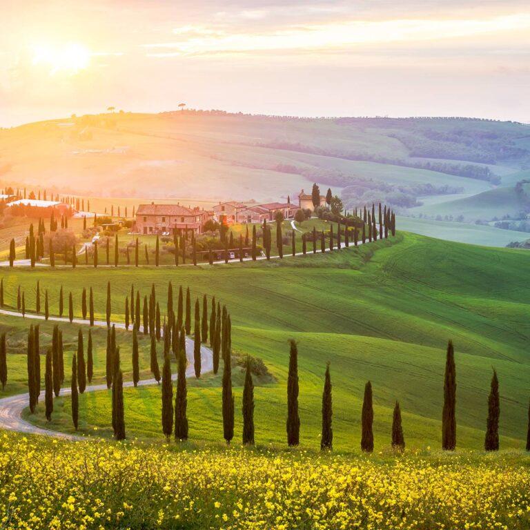 7 séjours à la campagne en Italie