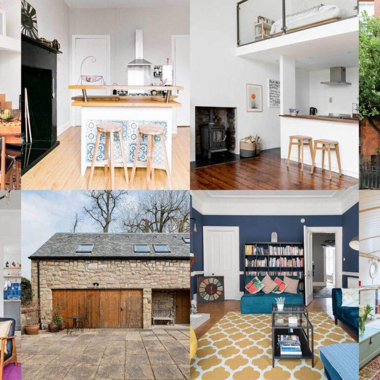 8 des meilleurs airbnbs à Glasgow