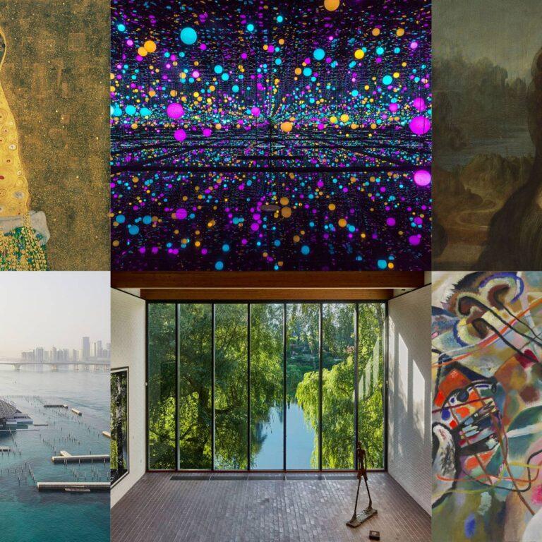 8 œuvres d'art qui valent le détour
