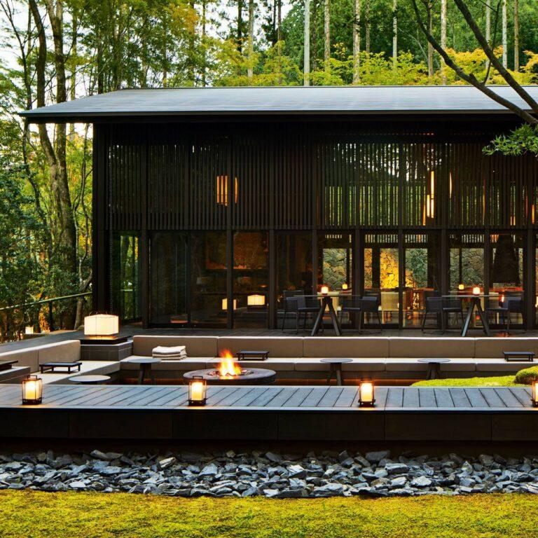 Aman Kyoto : un trésor forestier secret