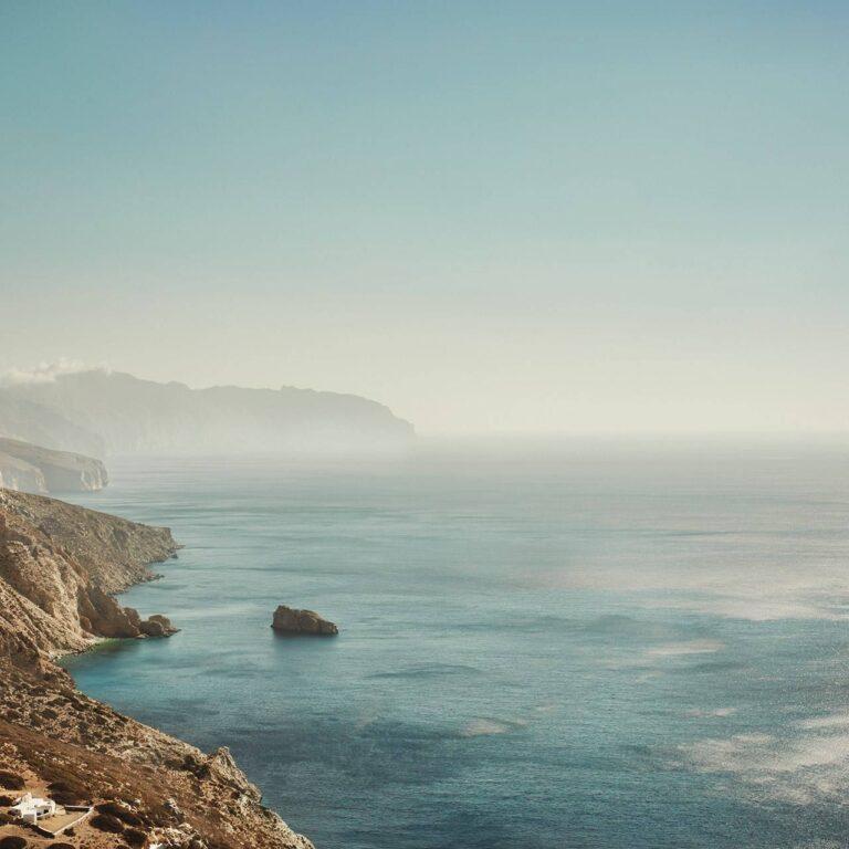 Amorgos : la plus belle des îles grecques