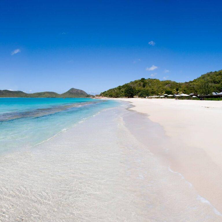 Antigua : les meilleurs hôtels de plage