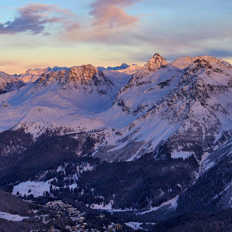 Arosa Lenzerheide : la station de ski par excellence pour les familles