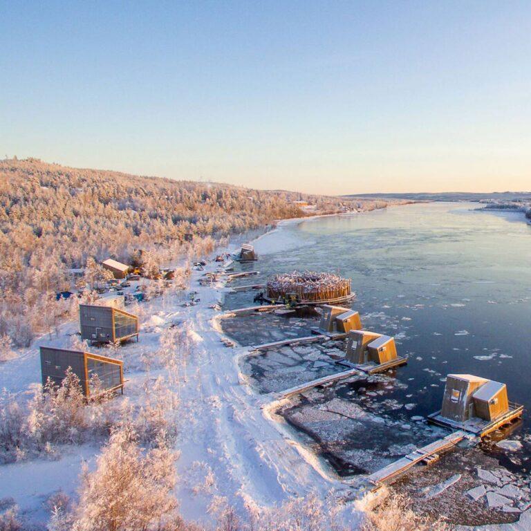 Avis sur l'hôtel Arctic Bath : First In