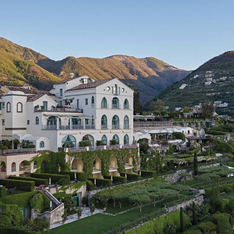 Avis sur l'hôtel Belmond Caruso Ravello