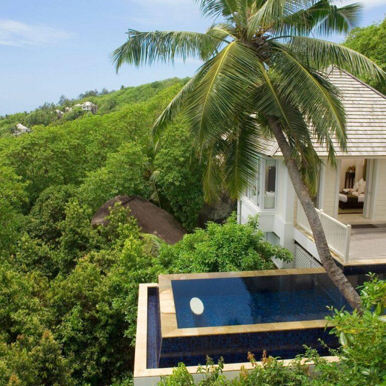 Banyan Tree Seychelles : avis sur le spa