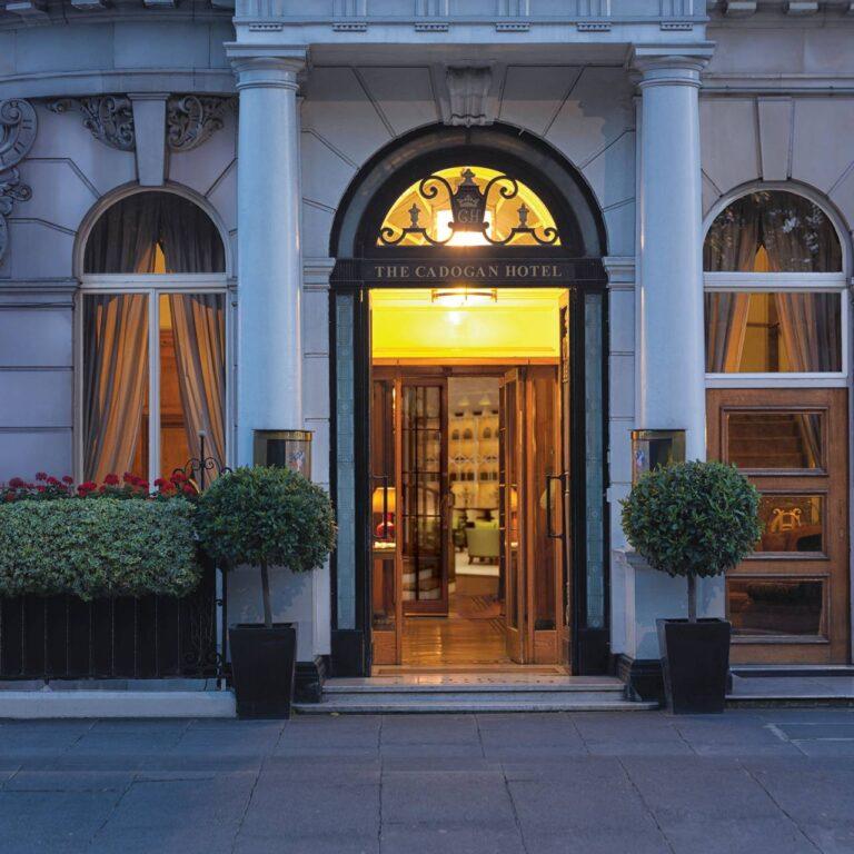 Belmond Cadogan, Londres avis sur l'hôtel
