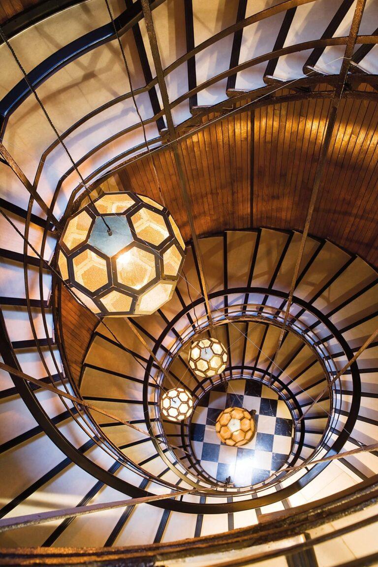 Les plus beaux escaliers design du monde