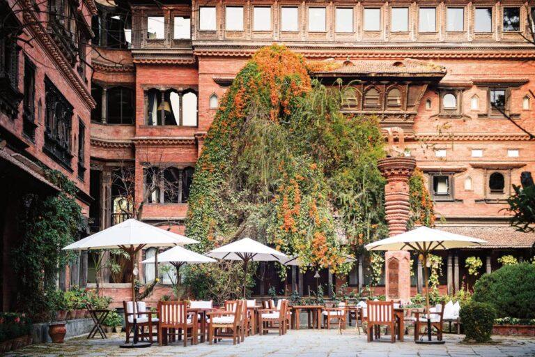 Dwarika's Resort, Népal