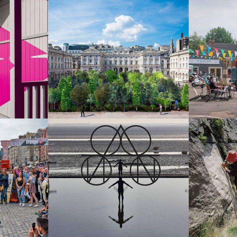 Festivals culturels au Royaume-Uni cet été.  Le meilleur de 2021