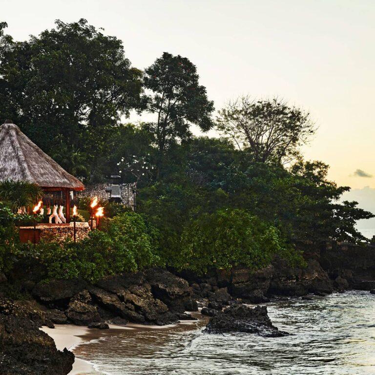 Four Seasons Jimbaran Bay : avis sur le spa