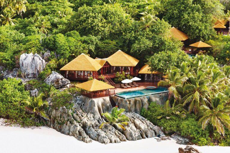 Île de Frégate privée aux Seychelles